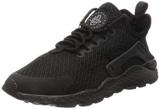 Nike Women's W Air Huarache Run Ultra Shoes, Black/Dark Grey