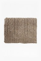 French Connection Knic Knox Cable Knit Scarf