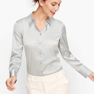 Talbots Charmeuse Soft Shirt
