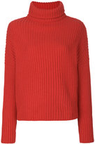 Dusan cashmere roll-neck sweater