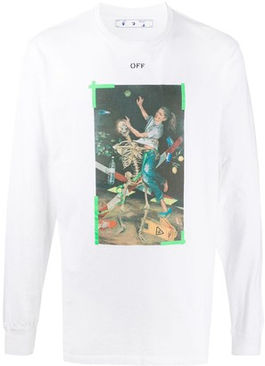 Off-White Pascal long-sleeve T-shirt