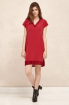 Charli Manon Dress in Berry