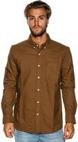 Volcom Oxford Stretch Ls Shirt