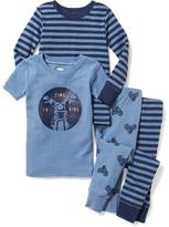 Old Navy 4-Pack Printed Sleep Set for Toddler & Baby