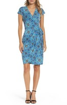 Maggy London Women's Jersey Wrap Dress