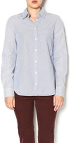 AG Jeans Easton Pinstripe Shirt
