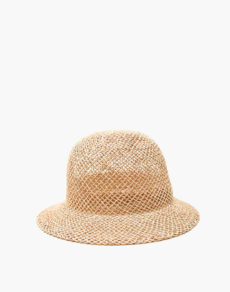 Madewell WYETH Straw Lauren Hat