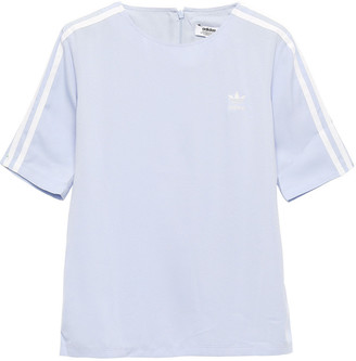 adidas Striped Crepe T-shirt