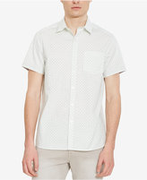 Kenneth Cole Reaction Men's Geo-Print Pocket Shirt