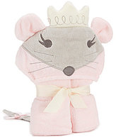 Elegant Baby Girls Mouse Hooded Towel