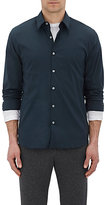 James Perse MEN'S MATTE POPLIN SHIRT