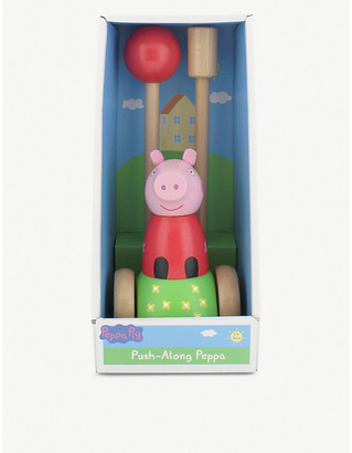 Peppa Pig Push along wooden toy