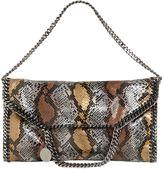 Stella McCartney 3chain Falabella Shaggy Faux Python Bag