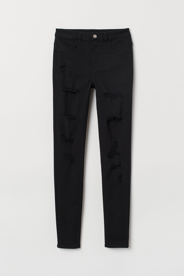 Thumbnail for your product : H&M Super Skinny High Jeans