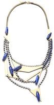 Iosselliani Multi Strand Crystal Necklace