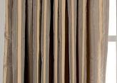 Ethan Allen Titanium Taffeta Stripe Swatch