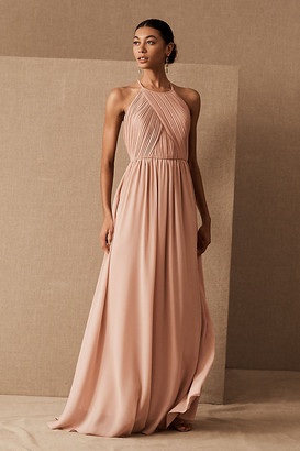 BHLDN Madrie Dress By in Pink Size 10