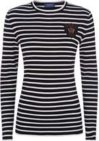 Polo Ralph Lauren Crest Embroidered Sweater