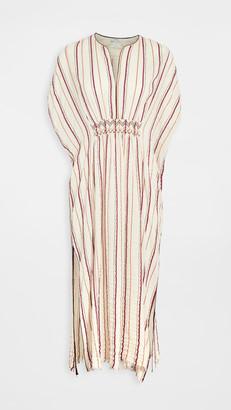 Forte Forte Striped Cotton Dress
