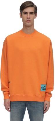 A$Ap Ferg By Platformx Over Printed Cotton Jersey Sweatshirt