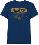 JEM Men's Star Trek Graphic-Print T-Shirt