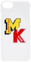 MAISON KITSUNÉ MK College Patch iPhone 7 Case