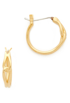 Kate Spade Get Connected Small Hoop Earrings