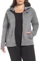 Nike Plus Size Women's Tech Fleece Hoodie