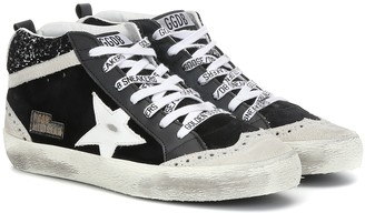 Golden Goose Exclusive to Mytheresa Mid Star high-top sneakers
