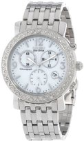 "Citizen Women's FB1290-58A ""Eco-Drive"" Stainless Steel Swarovski-Crystal Accented Watch"