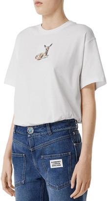 Burberry Devon Oversized T-Shirt