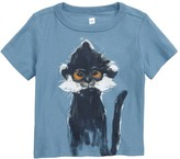 Tea Collection Langur Baby Graphic T-Shirt (Baby)
