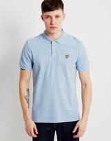 Lyle & Scott Polo Shirt Light Blue