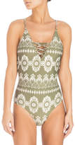 Guess One-Piece Printed Swimsuit
