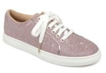 Badgley Mischka Jewel Ryan Glitter Sneakers Women's Shoes
