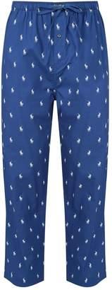 Polo Ralph Lauren All-Over Logo Pyjama Bottoms