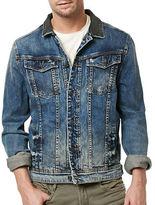 Buffalo David Bitton Long Sleeve Denim Jacket