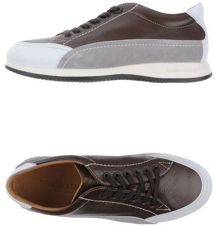 Giorgio Armani Lace-up shoes