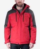Hawke & Co. Outfitter Men's Big & Tall New Haven Ski Jacket
