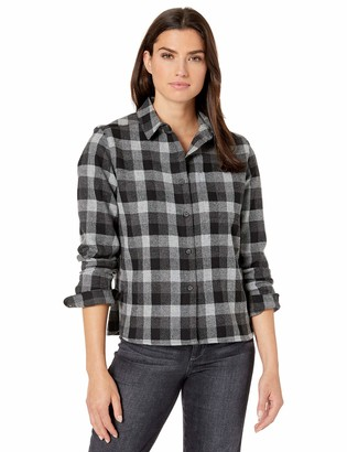 Pendleton Woolen Mills Pendleton Women's Cropped Lodge Shirt