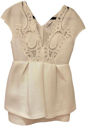 Alice McCall White Polyester Dresses