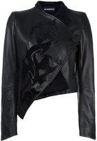 Ann Demeulemeester 'Luvas' asymmetric jacket