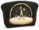 A. T NEW Paris Tapestry Cosmetic Bag