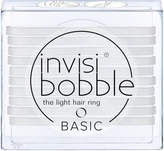 Invisibobble invisibobble Basic The Light Hair Ring - Crystal Clear (10 Pack)