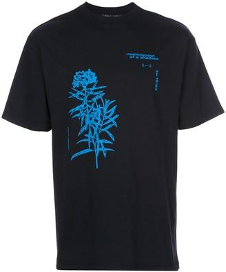 artica-arbox floral print T-shirt