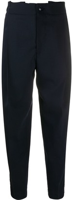 Barena Straight-Leg Tailored Trousers