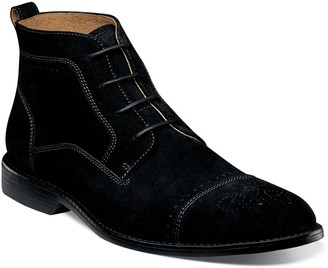 Stacy Adams Wexford Cap Toe Chukka Boot
