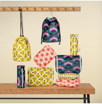 Orla Kiely Bloom Hanging Wash Bag