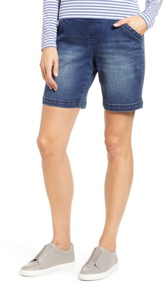 Jag Jeans Gracie Stretch Denim Shorts