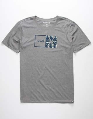 Hurley Siro Natural Mens T-Shirt
